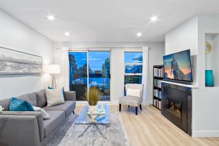 """Photo 1: 31 900 W 17TH Street in North Vancouver: Mosquito Creek Townhouse for sale in """"FOXWOOD"""" : MLS®# R2555250"""