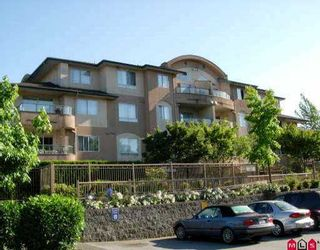 """Photo 1: 306 7475 138TH ST in Surrey: East Newton Condo for sale in """"CARDINAL COURT"""" : MLS®# F2614560"""