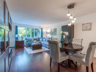 """Photo 3: 302 1438 W 7TH Avenue in Vancouver: Fairview VW Condo for sale in """"DIAMOND ROBINSON"""" (Vancouver West)  : MLS®# R2602805"""