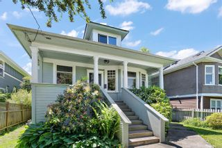 Photo 2: 1163 Chapman St in Victoria: Vi Fairfield West House for sale : MLS®# 878626