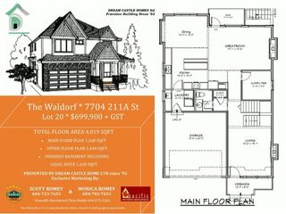 """Photo 1: 7704 211A Street in Langley: Willoughby Heights House for sale in """"Yorkson"""" : MLS®# F1326247"""