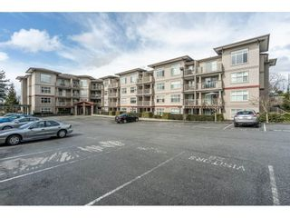 "Photo 1: 312 2515 PARK Drive in Abbotsford: Abbotsford East Condo for sale in ""VIVA ON PARK"" : MLS®# R2537613"