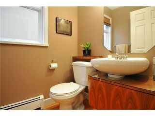 """Photo 9: 1865 E 7TH Avenue in Vancouver: Grandview VE 1/2 Duplex for sale in """"""""THE DRIVE"""""""" (Vancouver East)  : MLS®# V863836"""