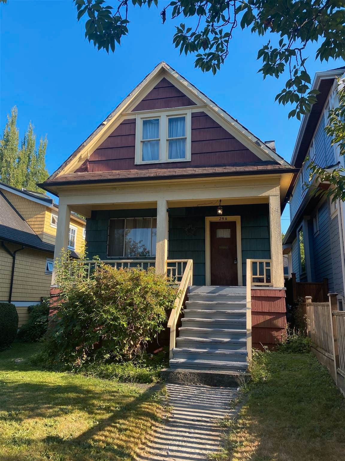 """Main Photo: 296 E 21ST Avenue in Vancouver: Main House for sale in """"MAIN STREET"""" (Vancouver East)  : MLS®# R2600895"""