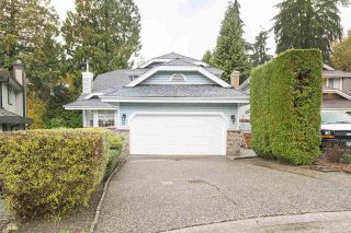 Photo 1: 10 PARKWOOD Place in Port Moody: Heritage Mountain House for sale : MLS®# R2514988