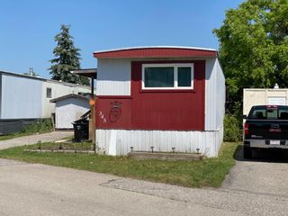 Main Photo: 345 3223 83 Street NW in Calgary: Greenwood/Greenbriar Mobile for sale : MLS®# A1127780