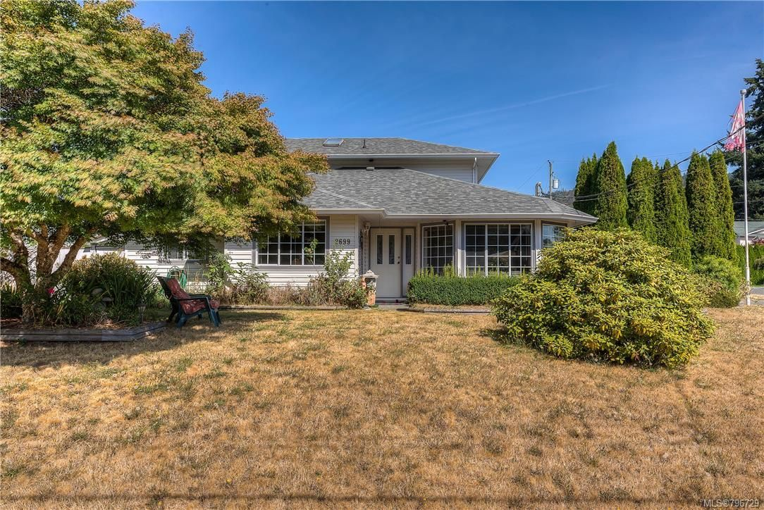 Main Photo: 2699 Lakehurst Dr in VICTORIA: La Goldstream House for sale (Langford)  : MLS®# 796729