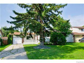 Photo 1: 39 Grimston Road in Winnipeg: Fort Richmond Residential for sale (1K)  : MLS®# 1622880