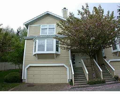 Main Photo: 36 1140 FALCON Drive in Coquitlam: Eagle Ridge CQ Townhouse for sale : MLS®# V949641