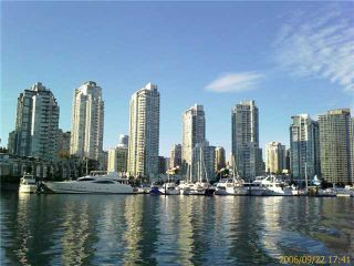 "Photo 1: 3306 1199 MARINASIDE Crescent in Vancouver: False Creek North Condo for sale in ""AQUARIUS 1"" (Vancouver West)  : MLS®# V836941"