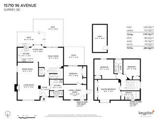 Photo 39: 15710 96 Avenue in Surrey: Fleetwood Tynehead House for sale : MLS®# R2588414
