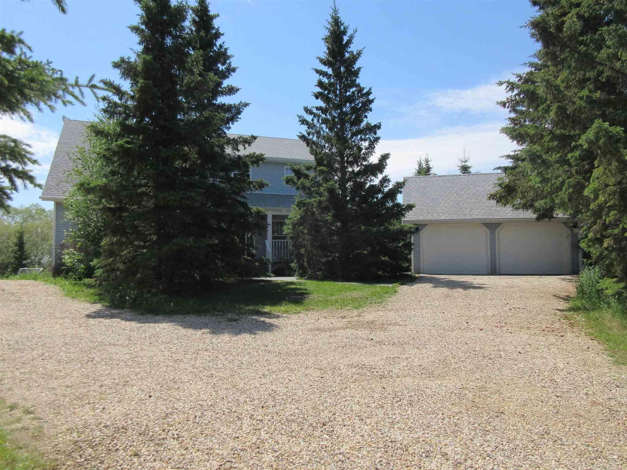 Main Photo: 26515 SH 633: Rural Sturgeon County House for sale : MLS®# E4251612