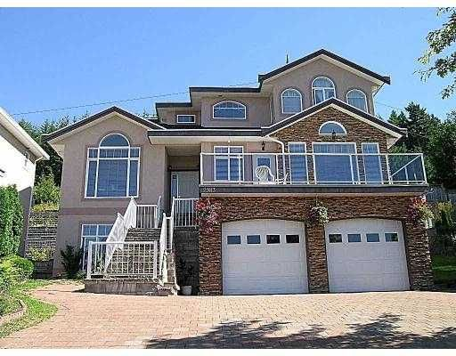 Main Photo: 2983 FORESTRIDGE PL in Coquitlam: Westwood Plateau House for sale : MLS®# V549756