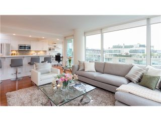Photo 6: 1005 1500 HORNBY Street in Vancouver: Yaletown Condo  (Vancouver West)  : MLS®# V1129040
