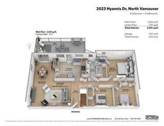 "Photo 19: 2023 HYANNIS Drive in North Vancouver: Blueridge NV House for sale in ""BLUERIDGE"" : MLS®# R2356994"