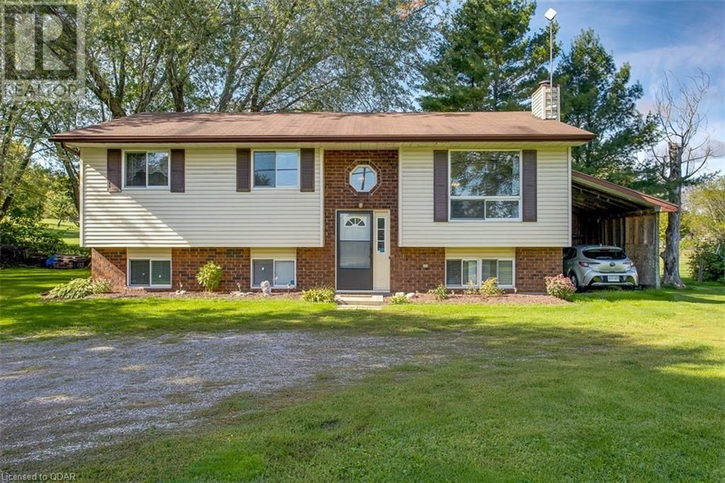 Main Photo: 2628 COUNTY RD. 40 Road in Wooler: House for sale : MLS®# 40171084