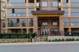 Photo 2: 204 8258 207A STREET in Langley: Willoughby Heights Condo for sale : MLS®# R2041625