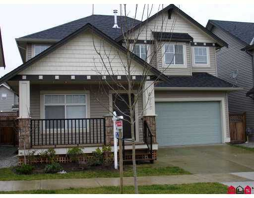 """Main Photo: 5963 165TH Street in Surrey: Cloverdale BC House for sale in """"Clover Ridge"""" (Cloverdale)  : MLS®# F2712749"""