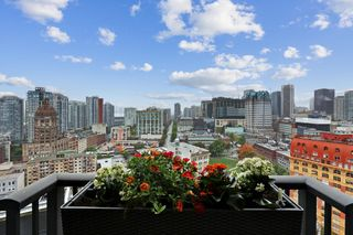 """Photo 14: 2508 128 W CORDOVA Street in Vancouver: Downtown VW Condo for sale in """"WOODWARDS"""" (Vancouver West)  : MLS®# R2625433"""