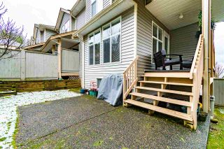 """Photo 26: 28 46906 RUSSELL Road in Chilliwack: Promontory Townhouse for sale in """"Russell Heights"""" (Sardis)  : MLS®# R2542440"""