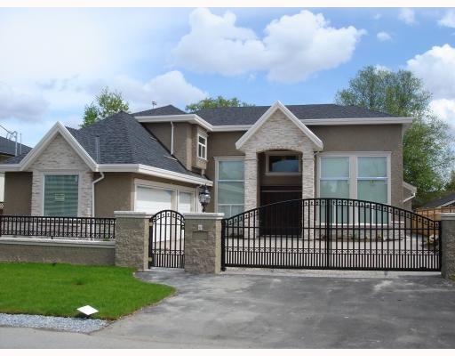 Main Photo: 9220 WELLMOND Road in Richmond: Seafair House for sale : MLS®# V761576