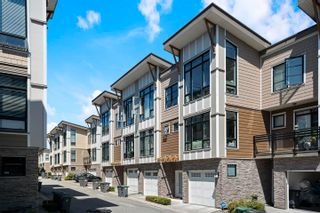 """Photo 28: 67 9989 BARNSTON Drive in Surrey: Fraser Heights Townhouse for sale in """"Highcrest"""" (North Surrey)  : MLS®# R2606291"""