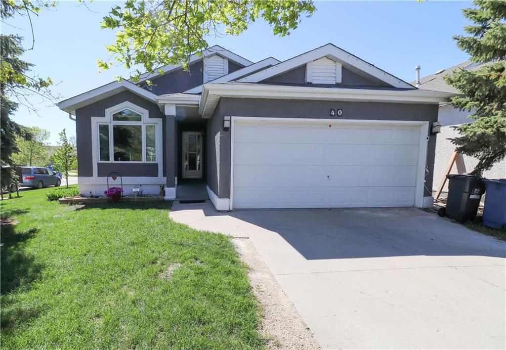 Main Photo: 40 Outhwaite Street in Winnipeg: Harbour View South Residential for sale (3J)  : MLS®# 202113486