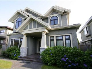 Photo 1: 2318 W 18TH Avenue in Vancouver: Arbutus House for sale (Vancouver West)  : MLS®# V965955