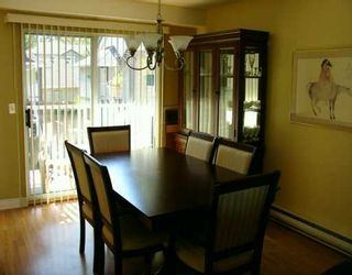 """Photo 4: 2450 LOBB Ave in Port Coquitlam: Mary Hill Townhouse for sale in """"SOUTHSIDE ESTATES"""" : MLS®# V608765"""