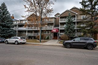 Main Photo: 401 732 57 Avenue SW in Calgary: Windsor Park Apartment for sale : MLS®# A1156430