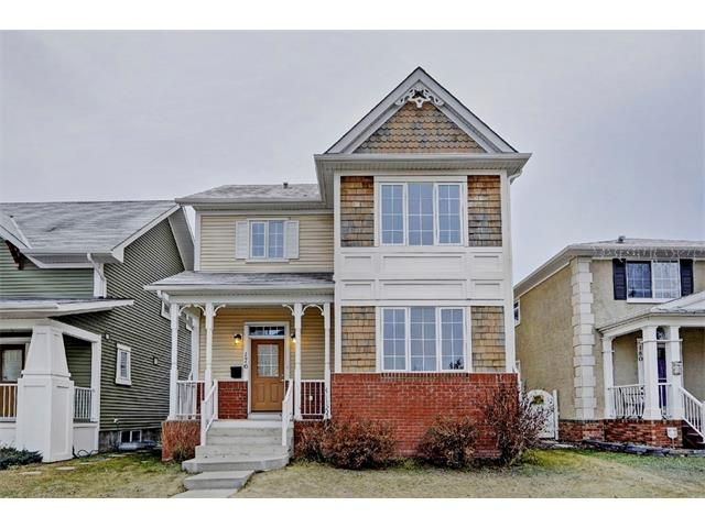Main Photo: 176 MIKE RALPH Way SW in Calgary: Garrison Green House for sale : MLS®# C4091127