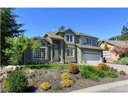 Main Photo: 783 Cassiar Court in Kelowna: Residential Detached for sale : MLS®# 10050964