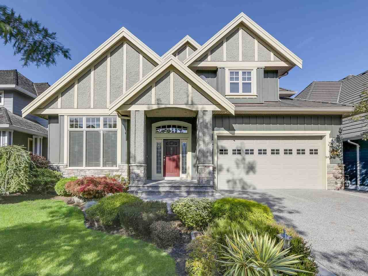 """Main Photo: 15491 37A Avenue in Surrey: Morgan Creek House for sale in """"Ironwood"""" (South Surrey White Rock)  : MLS®# R2212190"""