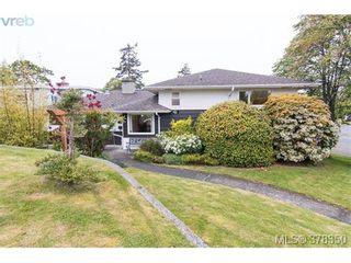 Photo 1: 1241 Rockcrest Pl in VICTORIA: Es Rockheights House for sale (Esquimalt)  : MLS®# 759776