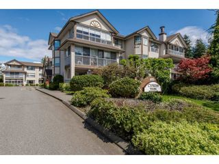 "Photo 1: 110 32145 OLD YALE Road in Abbotsford: Abbotsford West Condo for sale in ""CYPRESS PARK"" : MLS®# R2160674"