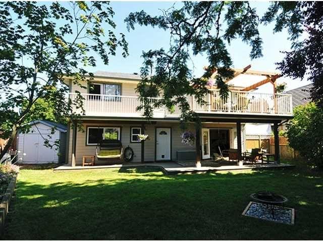 "Main Photo: 20480 THORNE Avenue in Maple Ridge: Southwest Maple Ridge House for sale in ""WEST MAPLE RIDGE"" : MLS®# V1140275"