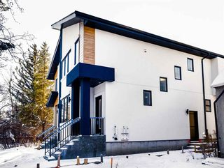 Photo 2: 7222 112 Street NW in Edmonton: Zone 15 House Half Duplex for sale : MLS®# E4228857