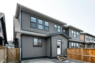Photo 39: 134 Cooperswood Place SW: Airdrie Semi Detached for sale : MLS®# A1129880