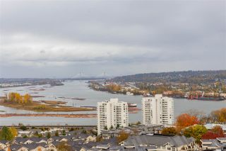 Photo 1: 1505 280 ROSS Drive in New Westminster: Fraserview NW Condo for sale : MLS®# R2360641
