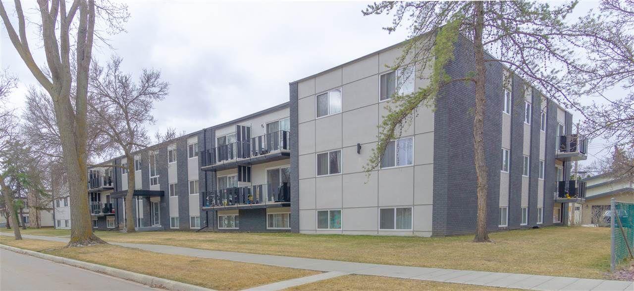 Main Photo: 104 10720 127 Street in Edmonton: Zone 07 Condo for sale : MLS®# E4240825