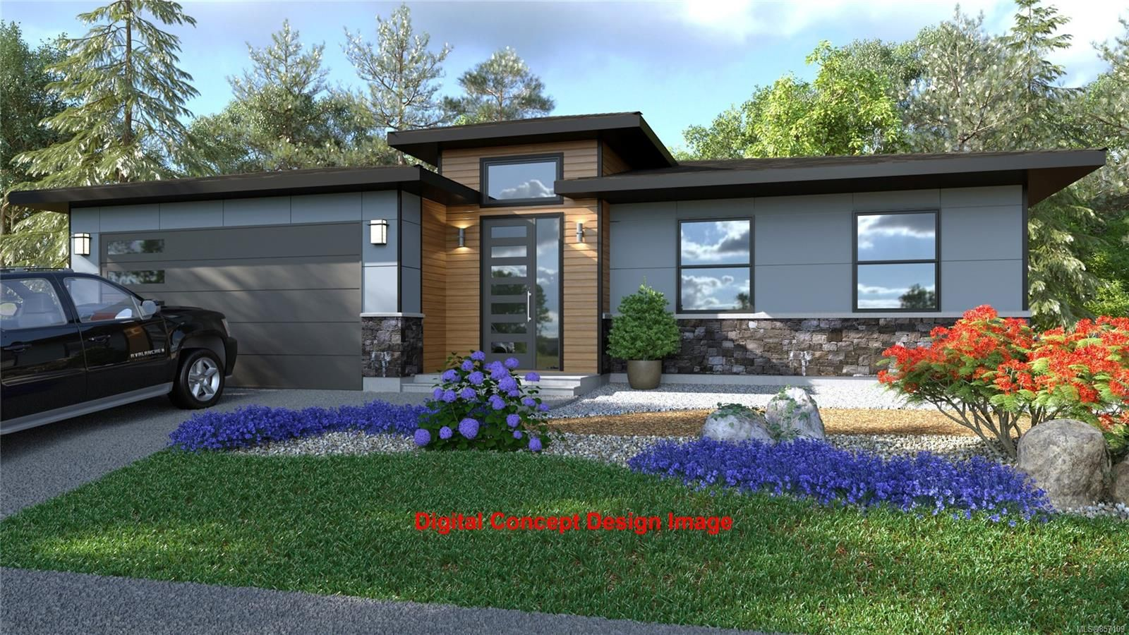 Main Photo: Lot 13 Viewtop Rd in : Du East Duncan House for sale (Duncan)  : MLS®# 857109