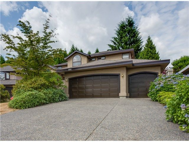 "Main Photo: 2605 SANDSTONE Court in Coquitlam: Westwood Plateau House for sale in ""WESTWOOD PLATEAU"" : MLS®# V1135715"