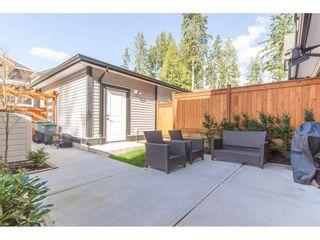 Photo 19: 5 3411 ROXTON Avenue in Coquitlam: Burke Mountain Condo for sale : MLS®# R2255103