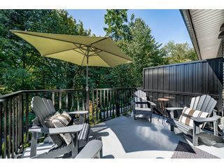 """Photo 81: 36 3306 PRINCETON Avenue in Coquitlam: Burke Mountain Townhouse for sale in """"HADLEIGH ON THE PARK"""" : MLS®# R2491911"""