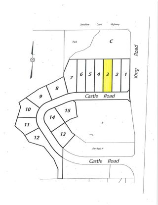 "Photo 1: LOT 3 CASTLE Road in Gibsons: Gibsons & Area Land for sale in ""KING & CASTLE"" (Sunshine Coast)  : MLS®# R2422349"