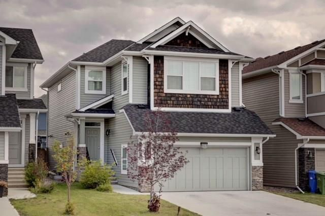 Main Photo: 38 AUBURN SPRINGS Close SE in Calgary: Auburn Bay Detached for sale : MLS®# C4203889