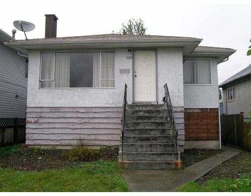 Main Photo: 4237 FRANCES Street in Burnaby: Vancouver Heights House for sale (Burnaby North)  : MLS®# V674463