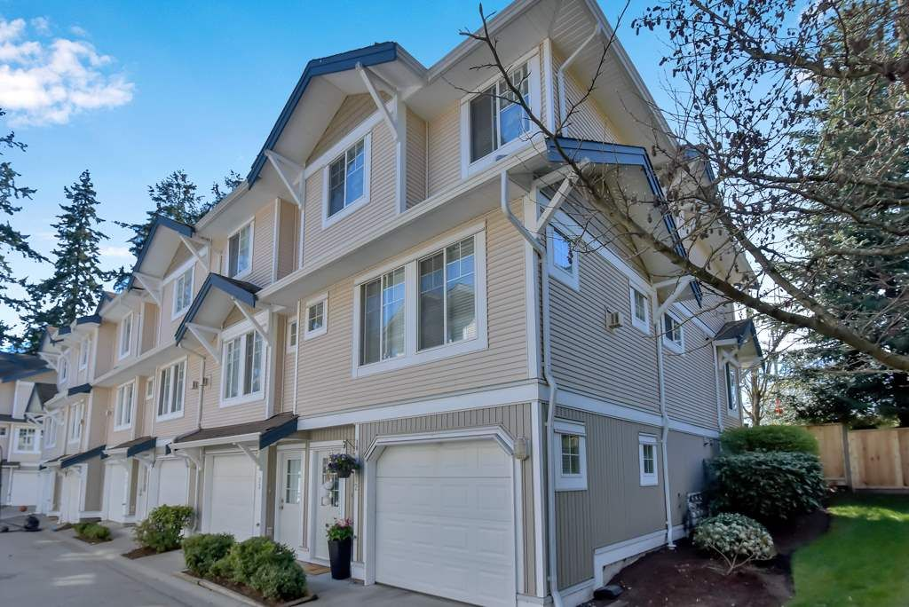 """Main Photo: 72 6533 121 Street in Surrey: West Newton Townhouse for sale in """"Stonebriar"""" : MLS®# R2569216"""