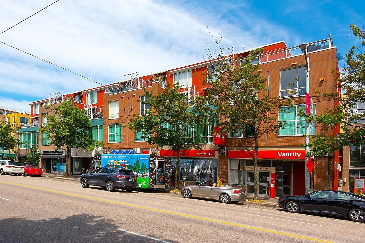 Main Photo: 215 2211 W 4TH Avenue in Vancouver: Kitsilano Office for sale (Vancouver West)  : MLS®# C8039458