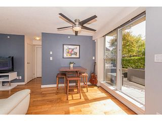 """Photo 9: 307 1030 W BROADWAY in Vancouver: Fairview VW Condo for sale in """"La Columba"""" (Vancouver West)  : MLS®# V1143142"""